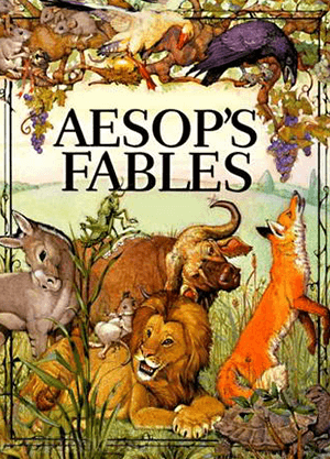My Memory Club aesop-fables